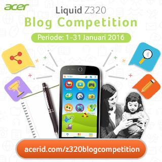 Acer Liquid Z320 ponsel keren