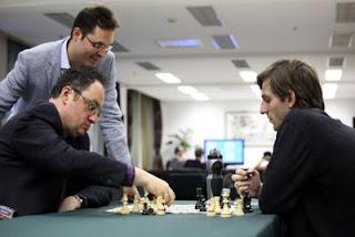 Echecs : une analyse de haut vol avec Gelfand, Grischuk et Leko