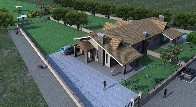3d front richmond american homes american