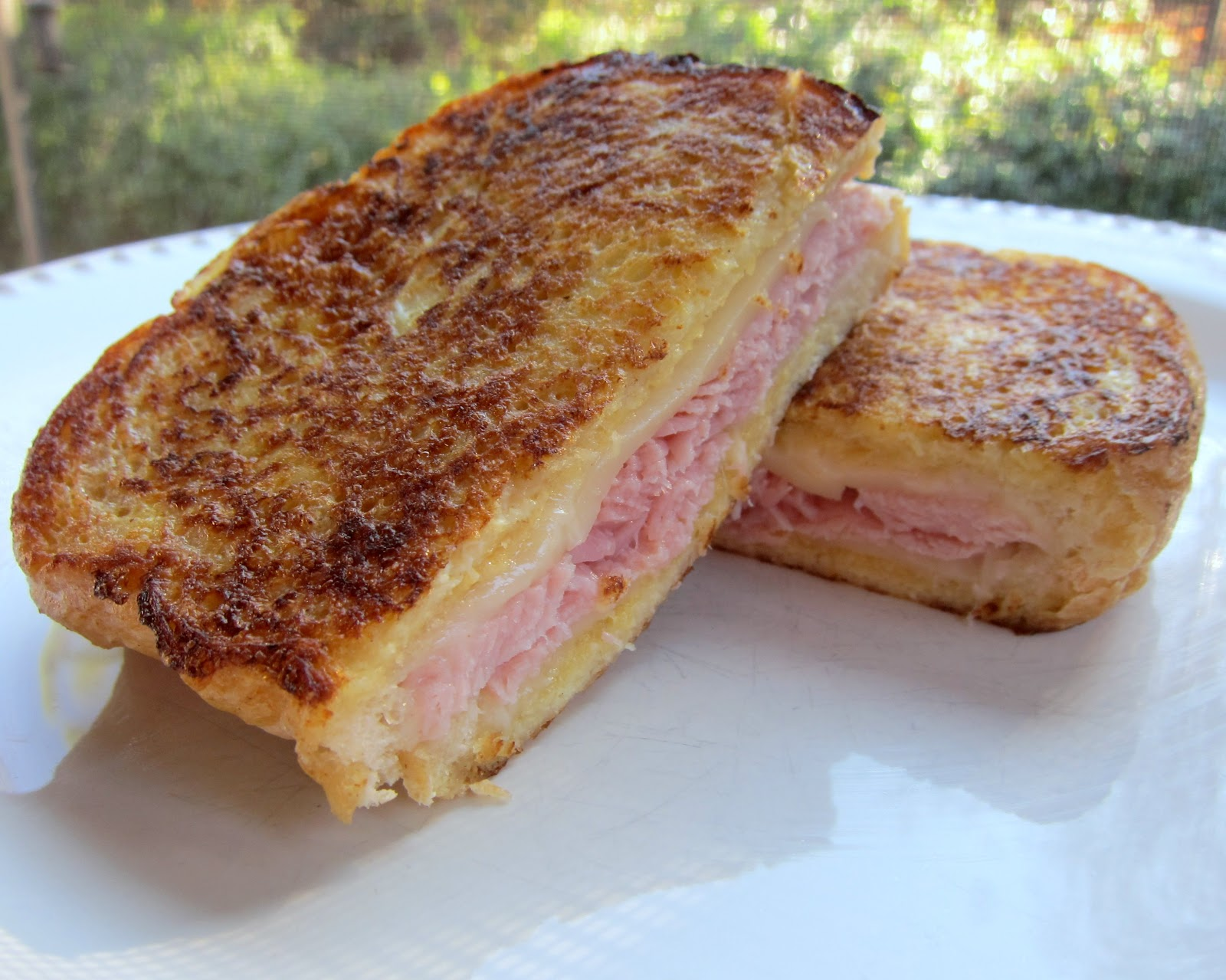 Monte Cristo Sandwich | Plain Chicken