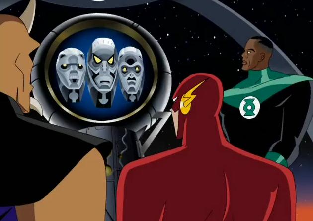 Justice League Episode 5