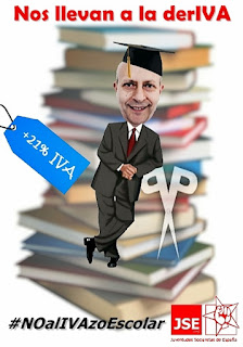 el IVA no afecta a los colegios