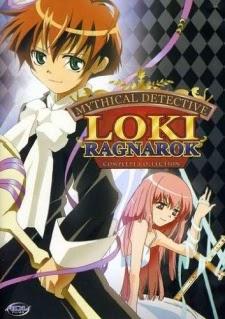 Matantei Loki Ragnarok - Mythical Detective Loki Ragnarok