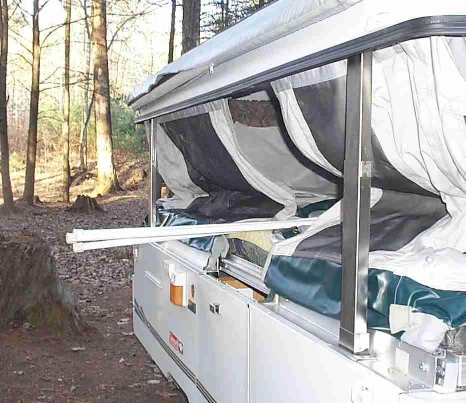 27 Innovative Camper Trailer Poles