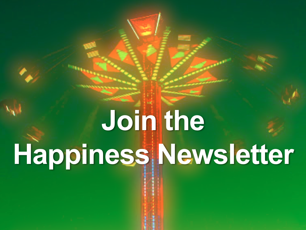 Join the Happiness Newsletter