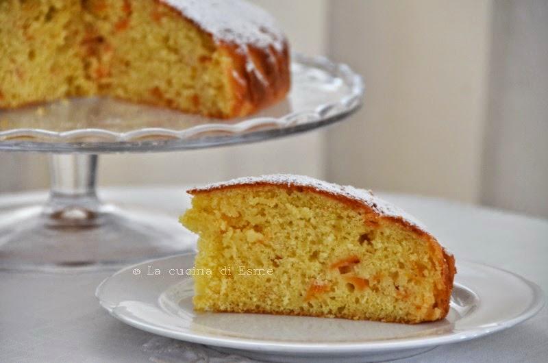 Dolci Da Credenza Alice Ricette : La cucina di esme: torta con farina cocco e melone le