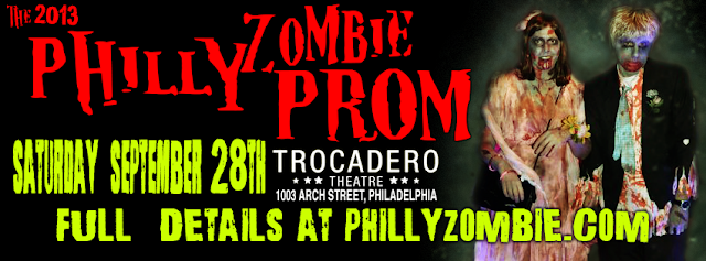 2013 Philly Zombie Prom