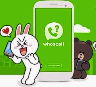 Cara Melacak Identitas Penelpon & Pengirim SMS Dengan Line Whoscall