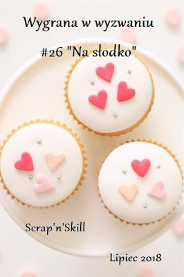 Wygrana Scrap'n'skill - czekoladownik