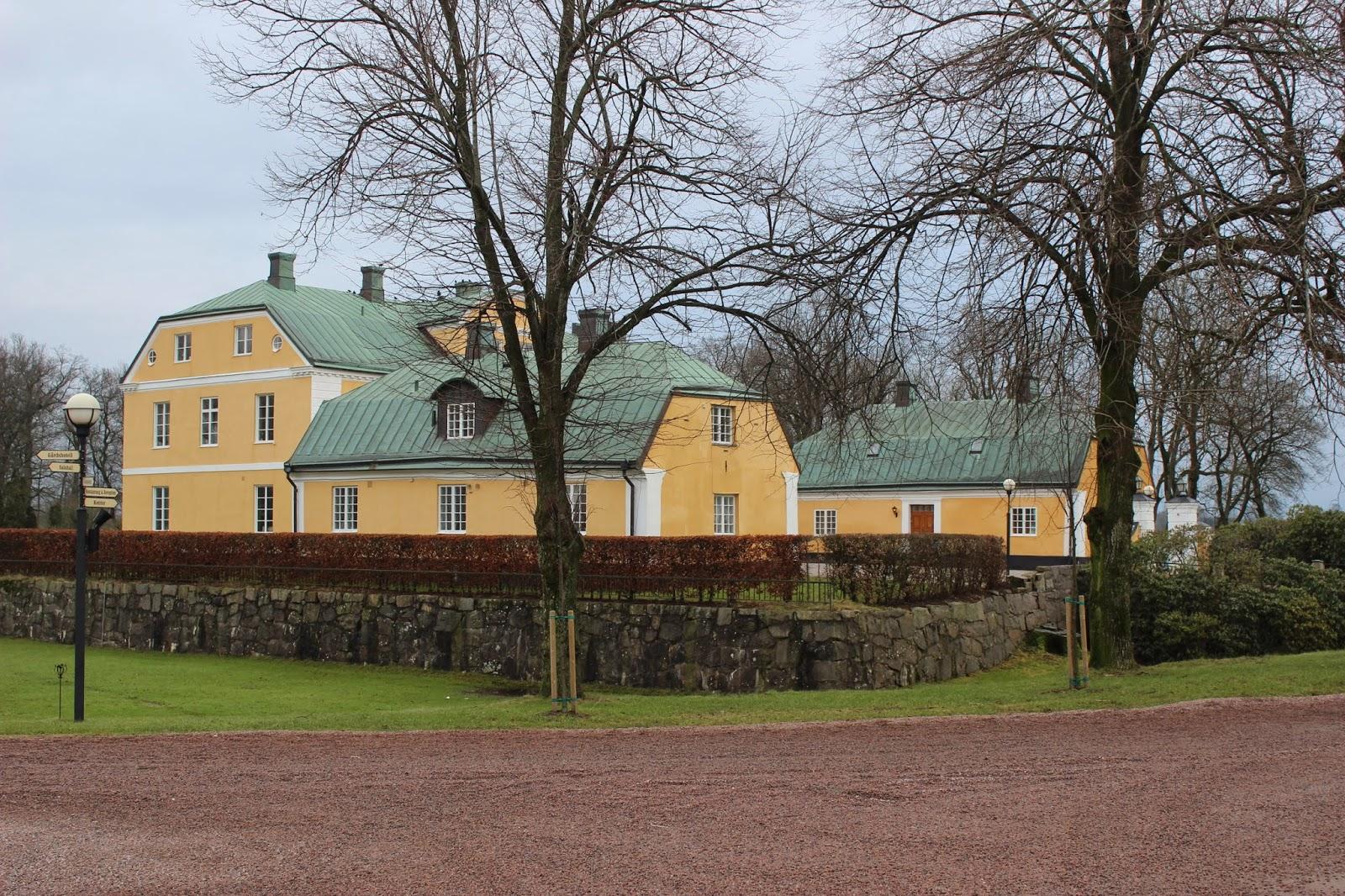Trädgård Wapnö : Annas g wapnö