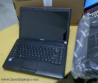 Laptop Baru, TOSHIBA Satellite B40