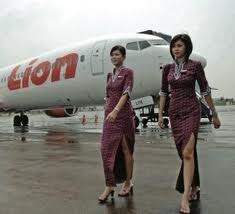 Flight Attendant Lion Air 2012