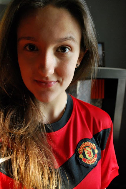 Manchester United girl from Poland
