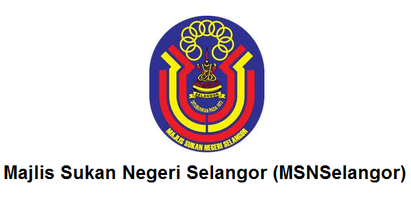 Jawatan Kerja Kosong Majlis Sukan Negeri Selangor (MSNSelangor) logo www.ohjob.info februari 2015
