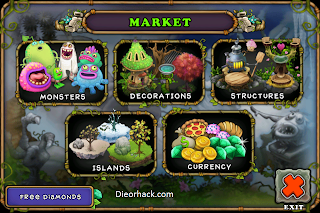 My Singing Monsters Hack & Cheats