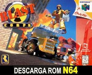 Blast Corps ROMs Nintendo64