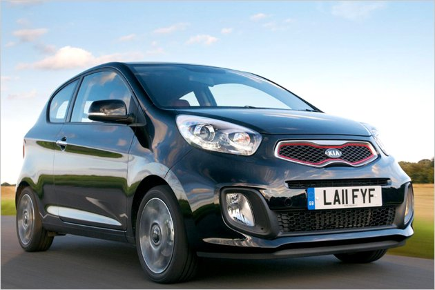 kia picanto 2012 three 3 doors photos price and release date garage car. Black Bedroom Furniture Sets. Home Design Ideas