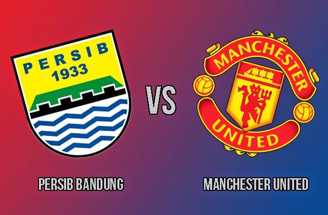 Persib Bandung vs Manchester United