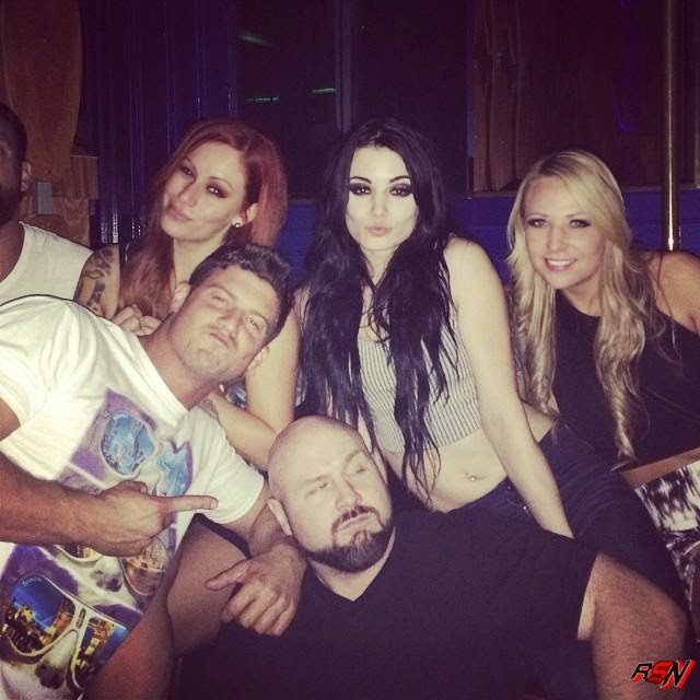 Paige and Emma Hanging Out In LA.