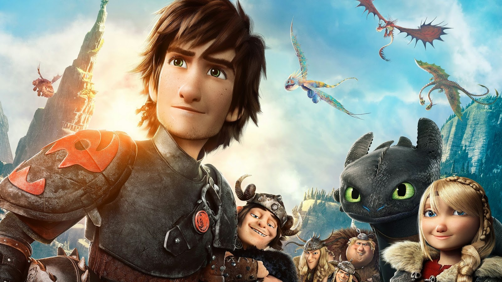 Dragon Movie Cinema: The Best Fantasy Movies 94