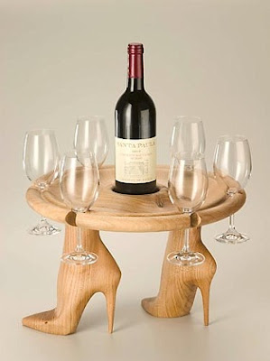 Living room table - erotic furniture