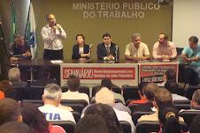 FRIGORÍFICOS: DEBATES ACALORADOS MARCARAM EVENTO REALIZADO PELA FTIA PR EM CURITIBA (PR).