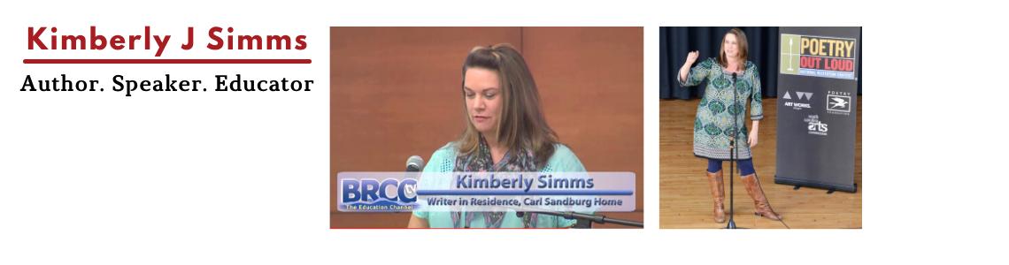 Kimberly J Simms