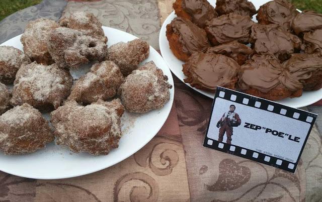 ZepPOEle aka Star Wars Poe Dameron's Favorite Italian Doughnut