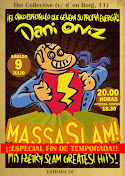 BARCELONA, 9 DE JULIO. MASSASLAM! CIERRE DE TEMPORADA EN THE COLLECTIVE