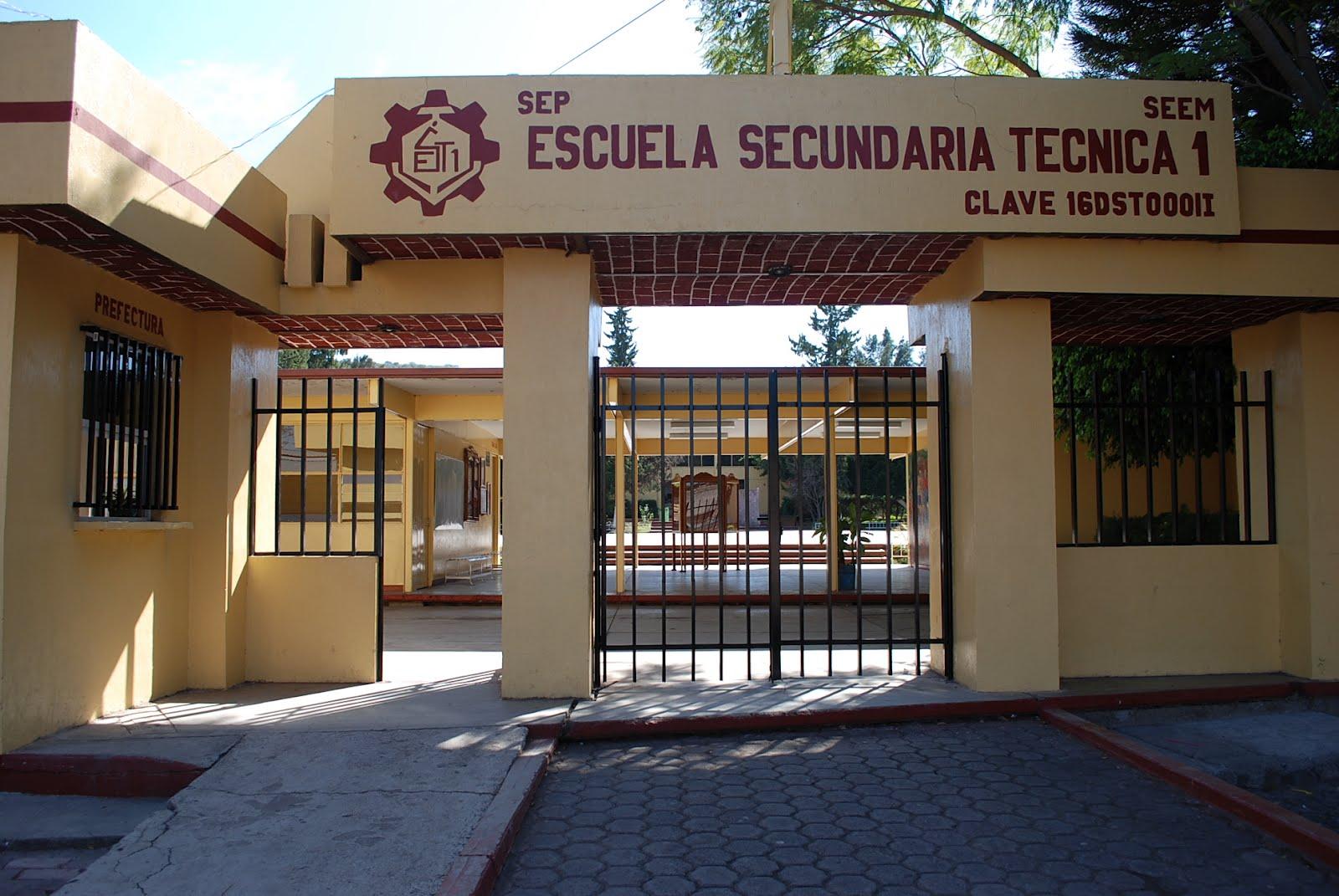 Escuela Secundaria Técnica 1
