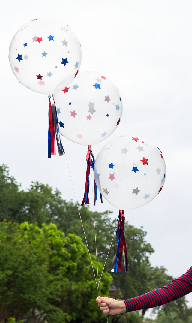 4th of July Balloons
