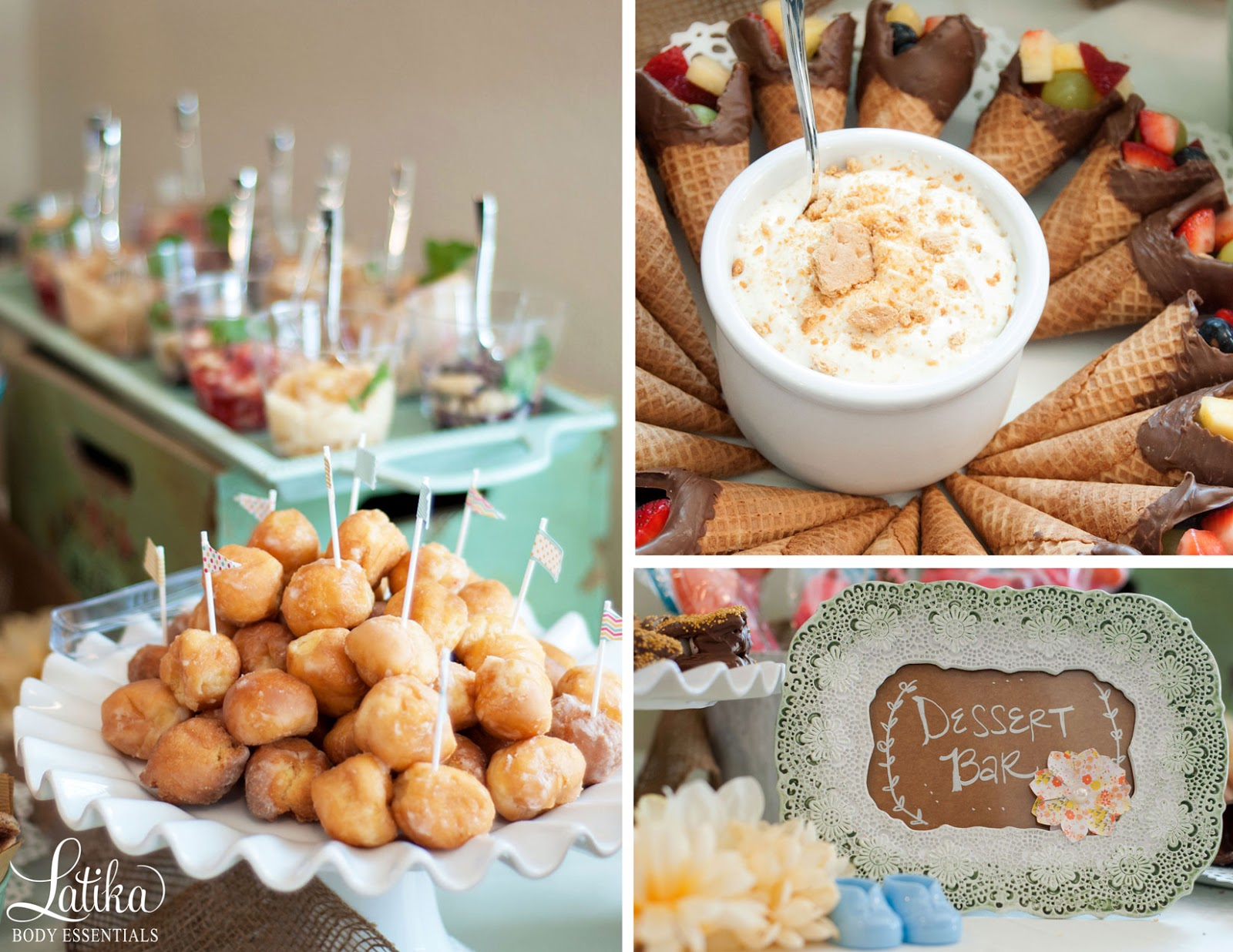 Baby Shower Party Ideas Food Best 25