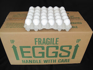 Eggs 30 Dozen XL Loose - Item # 43537