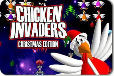 chicken invaders 5 christmas edition free download full version