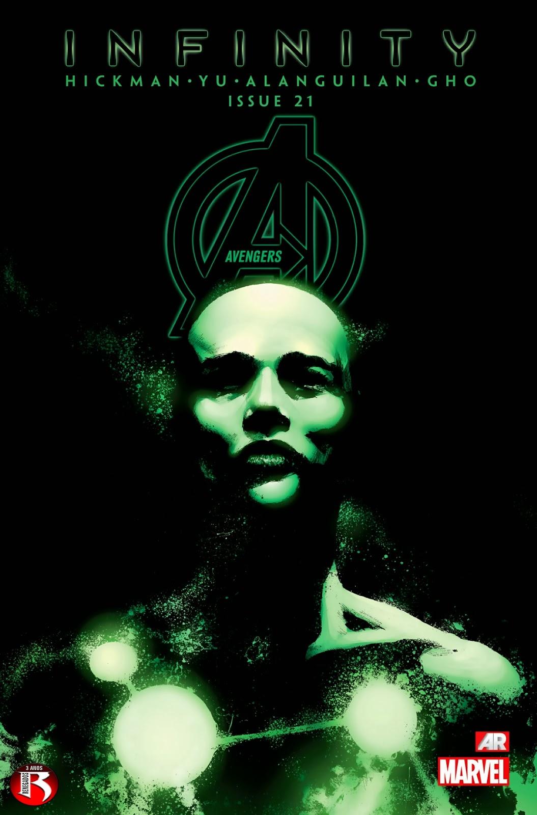 Nova Marvel! Vingadores v5 #21