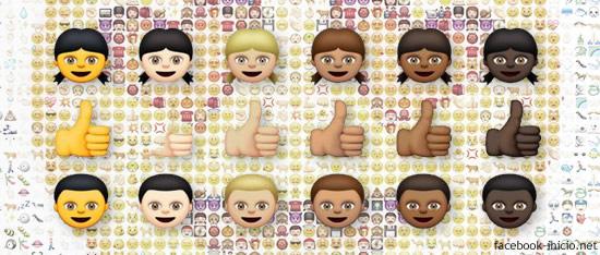 emoticones de Whatsapp