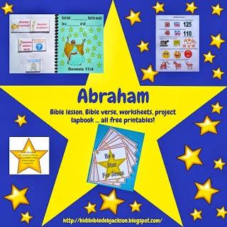 http://kidsbibledebjackson.blogspot.com/2013/07/genesis-abraham-sarah.html