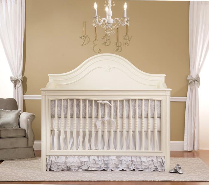 Nursery Notations New Trend Grey Crib Bedding