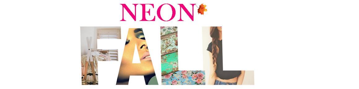 Neon Fall.♥