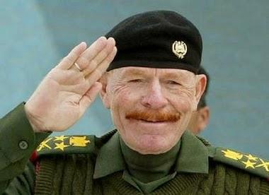 Mayat orang kanan Saddam diserah kepada k'jaan Iraq