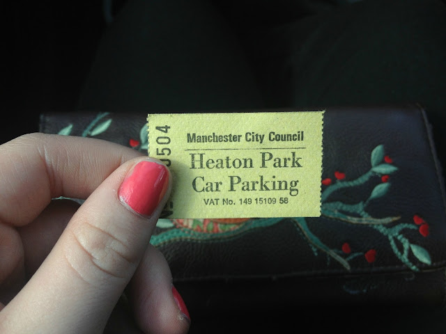 A Day Out To: Heaton Park!