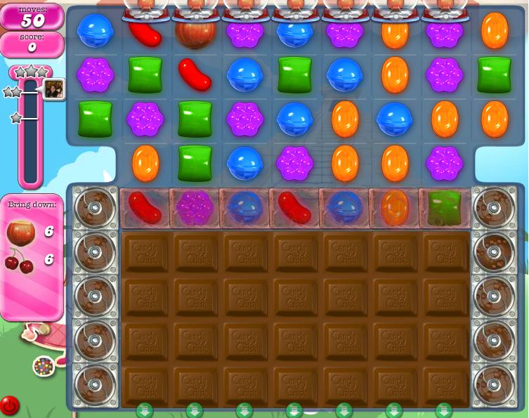 Level 325 | Candy Crush tips level 325