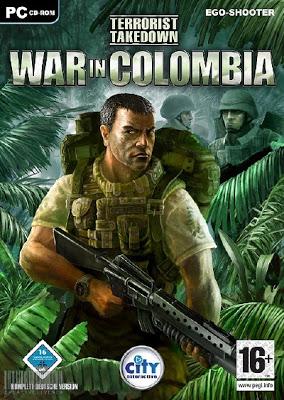 Terrorist Takedown War In Colombia