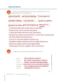 6.Sinif  Turkce Doku Yayinlari Ogrenci Calisma Kitabi Sayfa 12