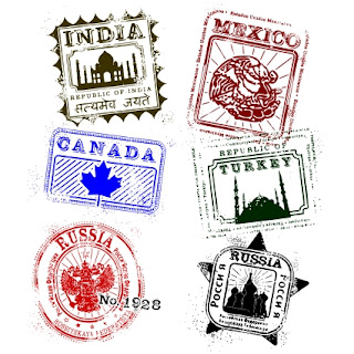 photograph about Printable Passport Stamps for Kids titled prat500 (prat500) upon Pinterest