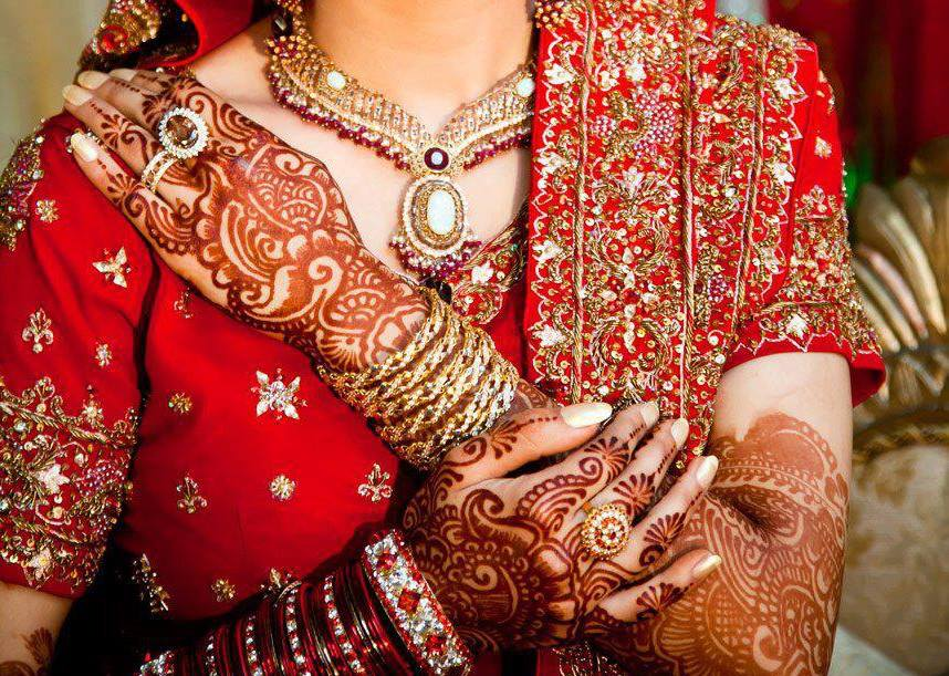 Mehndi Hands Wallpapers : Bridal mehndi designs: new designs images for dulhan hands