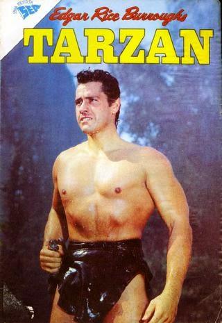 TARZAN Nº 126 1962 NOVARO 1ª SÉRIE