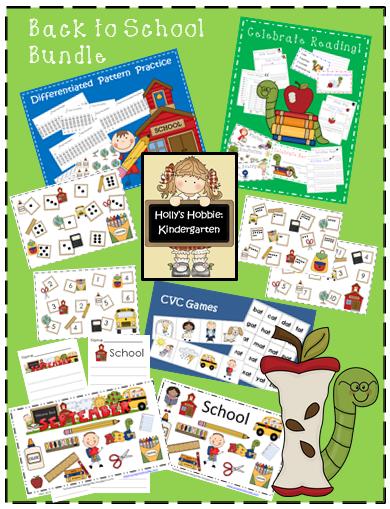 http://www.teacherspayteachers.com/Store/Hollys-Hobbie-Kindergarten