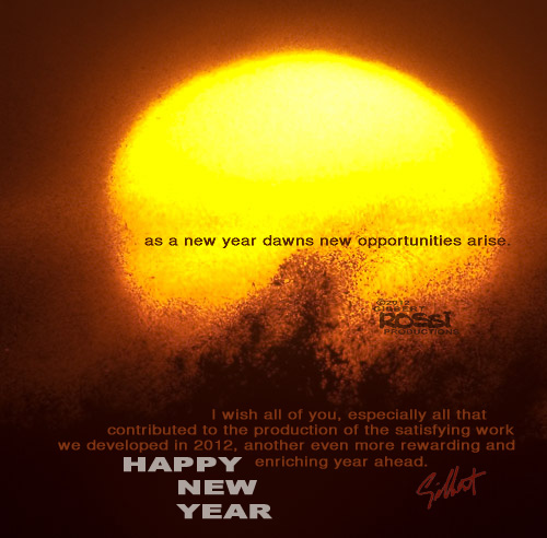 happy new year from gilbert rossi, sunrise, sun, photographer gilbert rossi