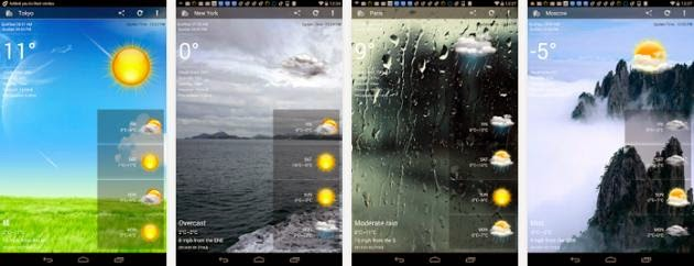 Weather Ultimate Apk Android
